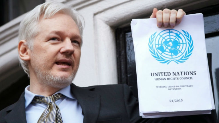 USA: WikiLeaks promet des révélations sur les élections américaines avant le 8/11