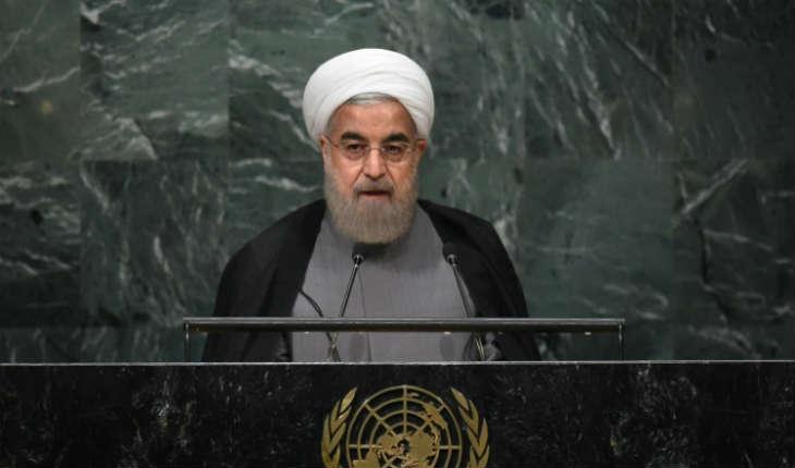 ONU: l'Iran, régime terroriste islamique par excellence, «exige»  que toutes les ventes d'armes vers Israël soient arrêtées