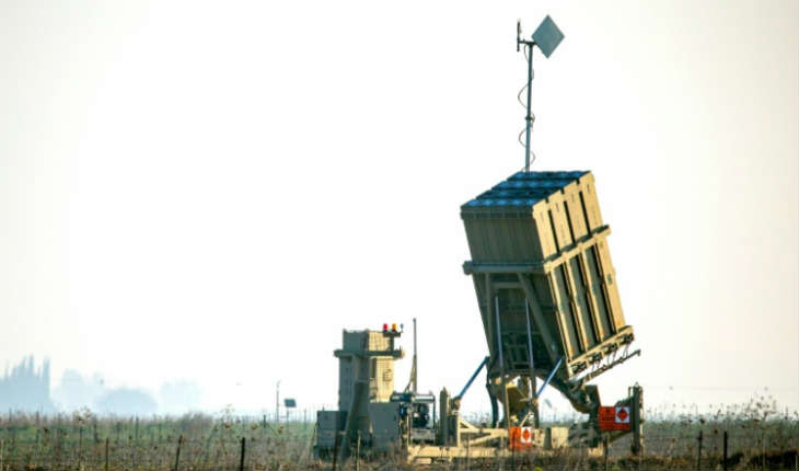 L'Azerbaïdjan va se munir de missiles du système israélien «Dôme de Fer»