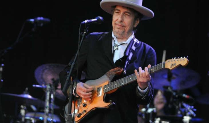 Le prix Nobel de littérature attribué au chanteur juif américain Bob Dylan