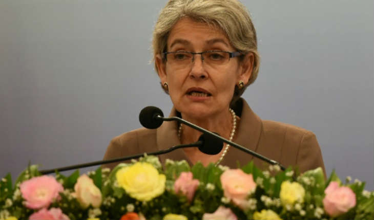 Menaces de mort sur la directrice de l'Unesco après son discours de mécontentement quant au vote «révisionniste» sur Jérusalem
