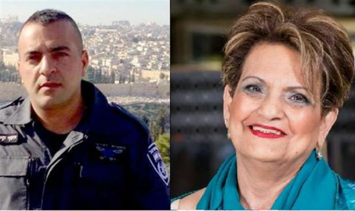 Jérusalem : Portrait des deux victimes du terroriste arabe de l'attentat de ce jour