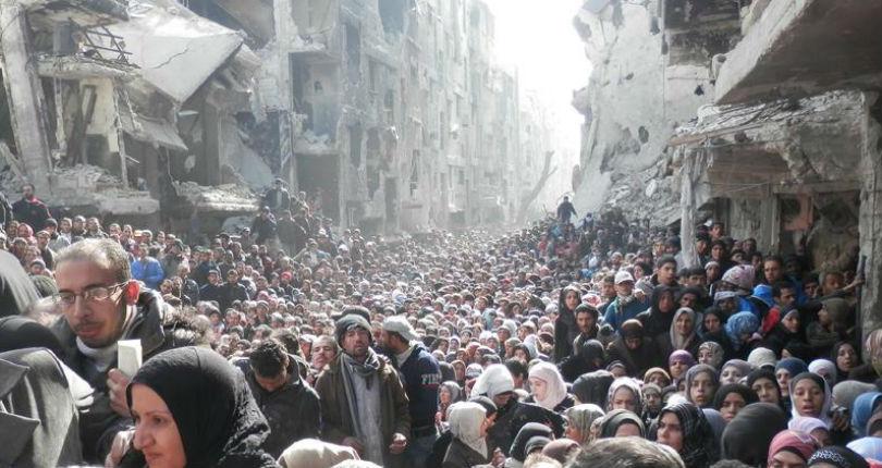 Palestiniens victimes de l'Apartheid arabe : Silence des ONG, des médias et de l'Autorité palestinienne, envers les mauvais traitements des Palestiniens et l'épuration ethnique dans les pays arabes