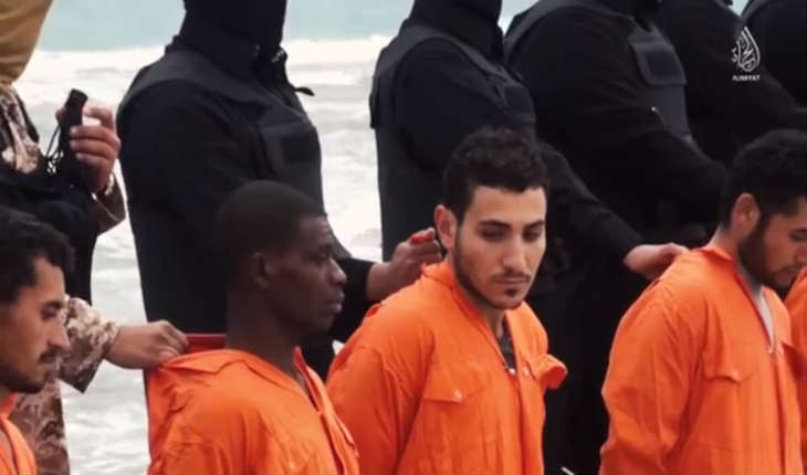Libye 2015: Les 21 Chrétiens Coptes décapités par l'EI avaient refusé de se convertir à l'islam