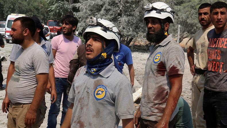Israël a évacué 800 Casques blancs syriens et leurs familles vers la Jordanie (Vidéo)