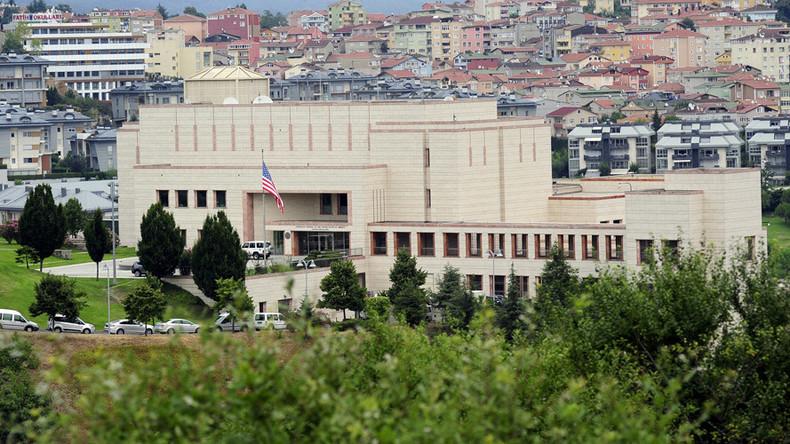 Les Etats-Unis ordonnent l'évacuation des familles de leurs diplomates à Istanbul en raison de la menace terroriste