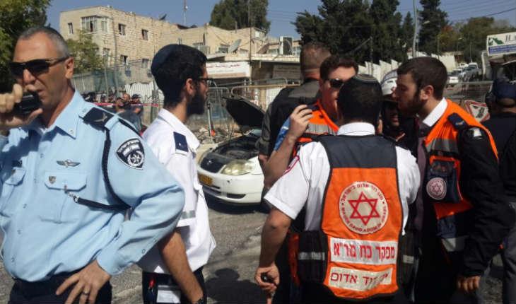 Jérusalem: 2 morts et 11 blessés dans une fusillade perpétrée par un palestinien. Le terroriste abattu