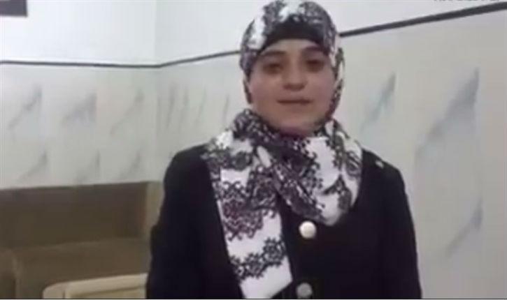 [Vidéo] La fille et la sœur du terroriste expriment leur joie après l'attentat de Jérusalem