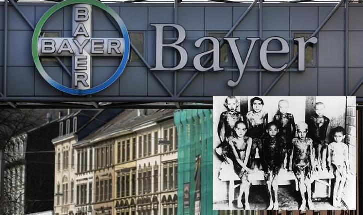 Histoire: quand la firme allemande Bayer achetait «des lots de femmes» à Auschwitz