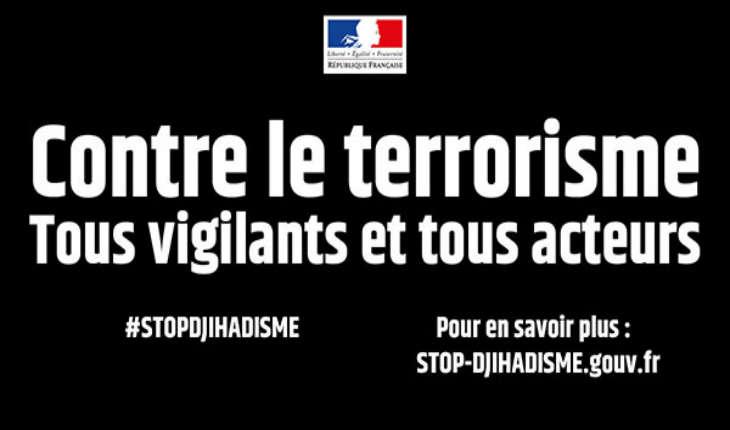 Terrorisme islamique: Les métiers les plus sensibles face au risque de radicalisation