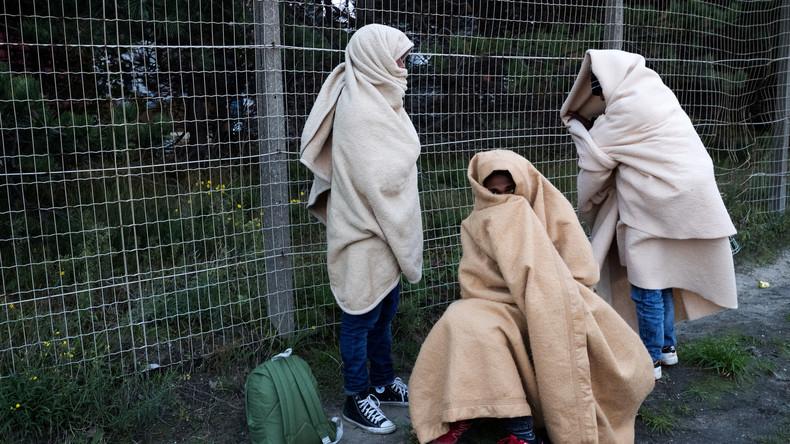 Jungle de Calais : Une jeune femme violée par un groupe de migrants