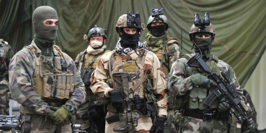 Irak : au moins deux soldats des forces spéciales françaises gravement blessés par un drone piégé
