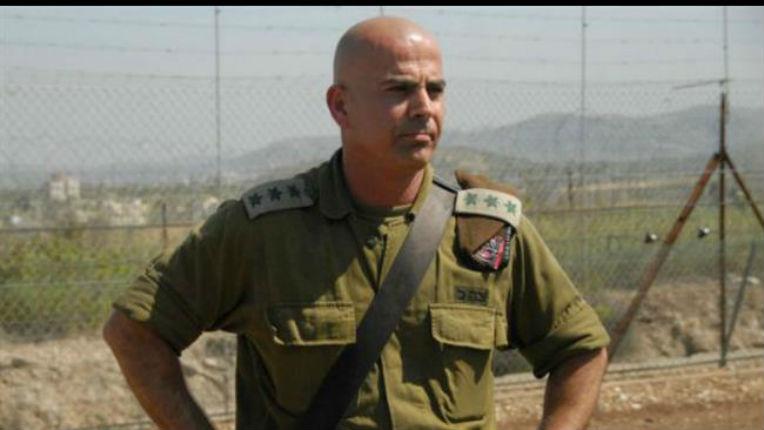 Le général Ghassan Alian, commandant de Golani «Une autre guerre au Liban est une question de temps»