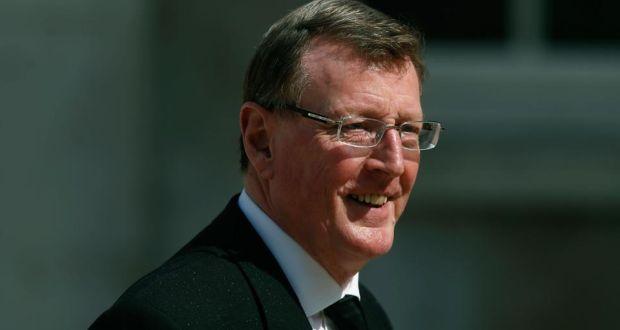 Lord David Trimble ancien président nord-irlandais et prix Nobel de la Paix  : « Le monde doit apprendre d'Israël comment combattre le terrorisme »