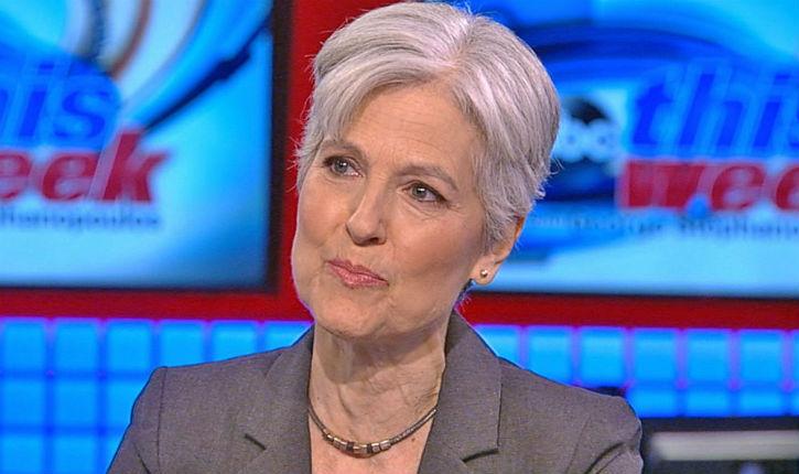 [Vidéo] Élection US : Jill Stein, candidate Vert : « Clinton nous emmène droit vers la guerre nucléaire avec la Russie, pas Trump »