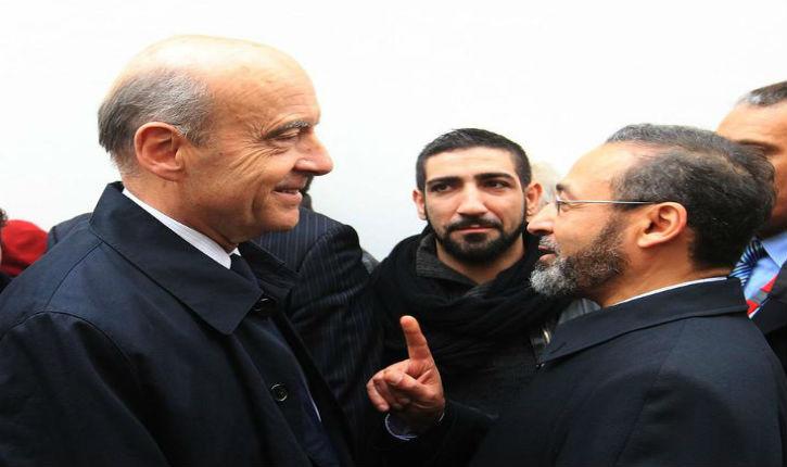 Alain Juppé a-t-il promis un ministère à l'imam Tareq Oubrou, membre des Frères Musulmans ?