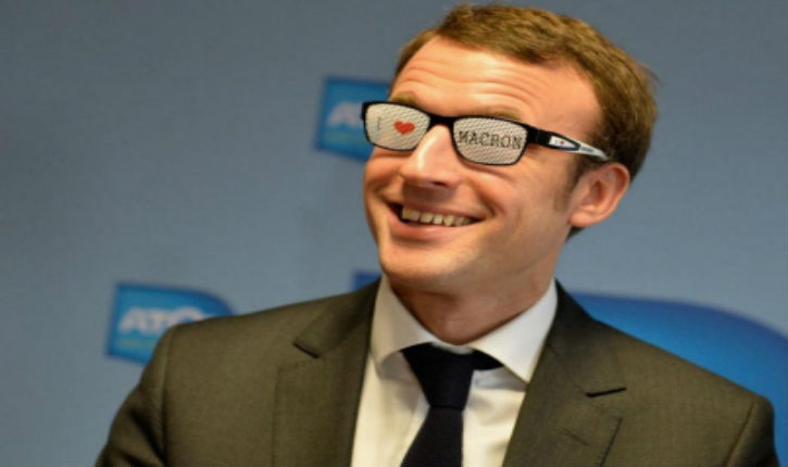 Emmanuel Macron associe islamisme et judaïsme