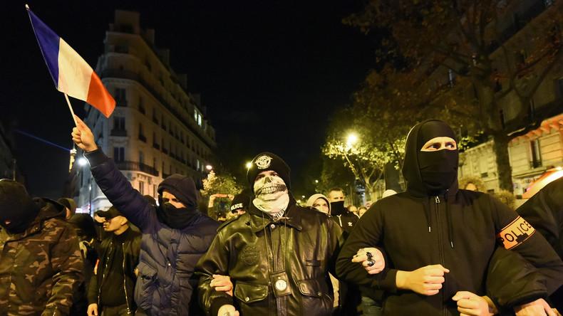 Sondage : 91% des Français estiment justifiées les manifestations de policiers