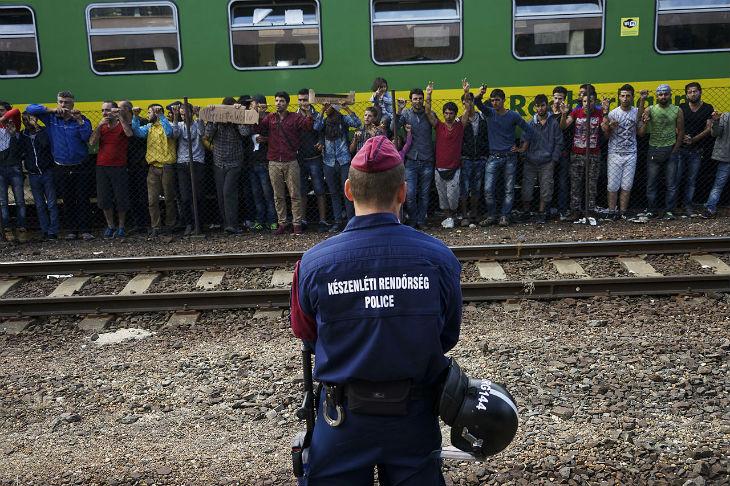 La Hongrie, la République tchèque, la Pologne et la Slovaquie s'opposent à l'Union Européenne et refusent d'accueillir des migrants