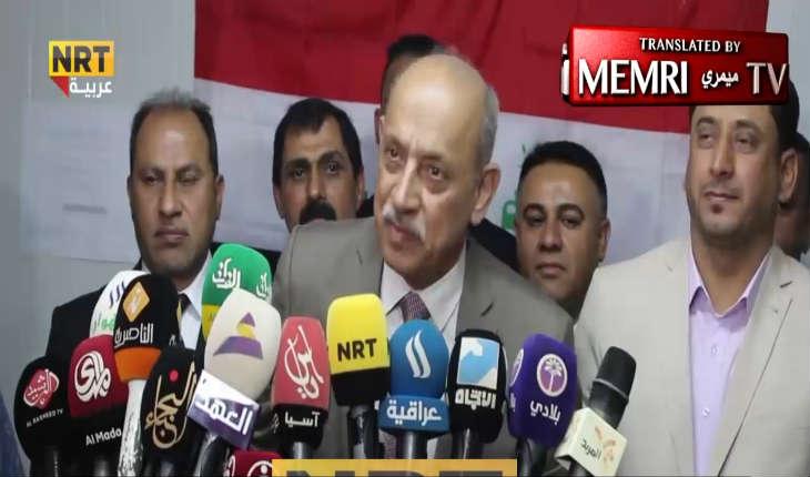 Le ministre des Transports irakien Kazem Finjan : L'aéroport sumérien datant d'il y a 5 000 ans servait pour les vols vers l'espace