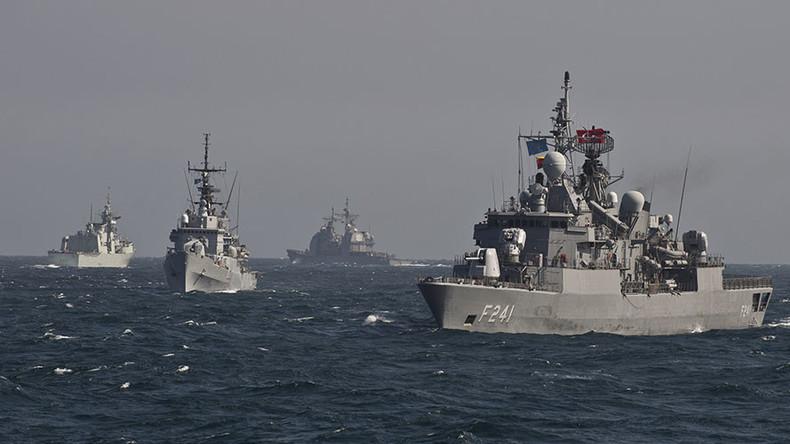 Déploiement massif de forces militaires des pays de l'OTAN aux frontières russes