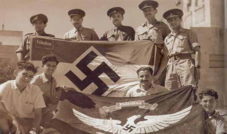 Quand les nazis exilés au Moyen Orient oeuvraient à la cause palestinienne