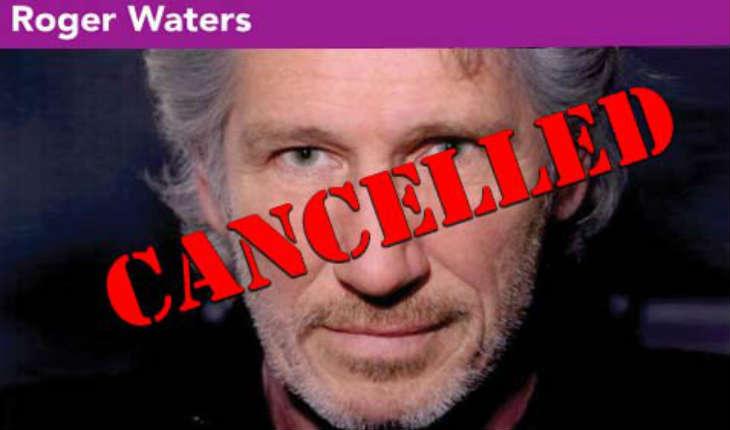 L'ex Pink Floyd Roger Waters, activiste de l'association antisémite BDS, boycotté par «American Express»