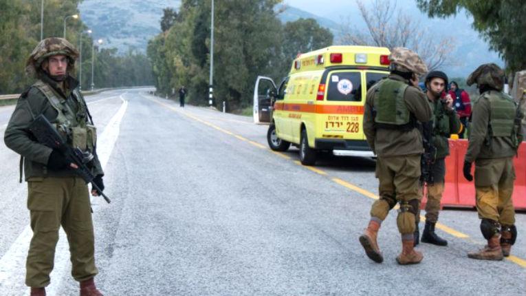 Israël : Un soldat israélien blessé par balles à la frontière libanaise