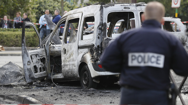 France : Plus de 12 000 policiers avaient été blessés en 2015, 2016 sera pire