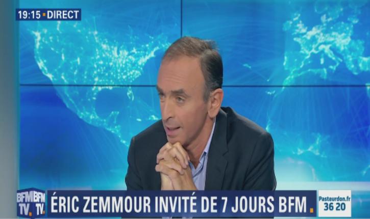 [Vidéo] Eric Zemmour répond avec brio aux accusations grotesques du système politico-médiatique