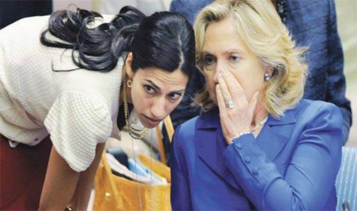 Présidentielle américaine : la mytériseuse conseillère personnelle d'Hillary Clinton, une islamiste inflitrée. Par Mohamed Louizi