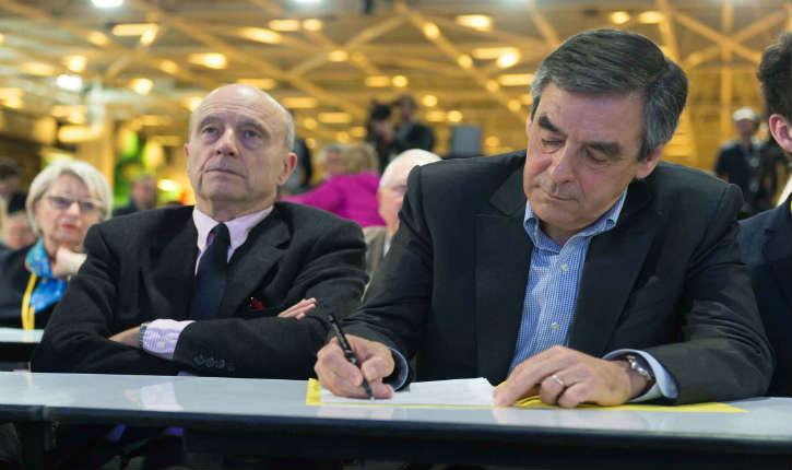 «Elevons le débat !» : 215 parlementaires de droite dénoncent les attaques de Juppé contre Fillon
