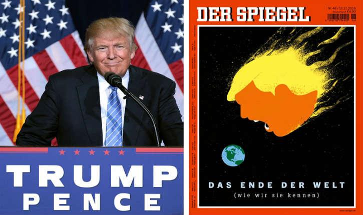 Donald Trump et le retour de l'Anti-américanisme Européen