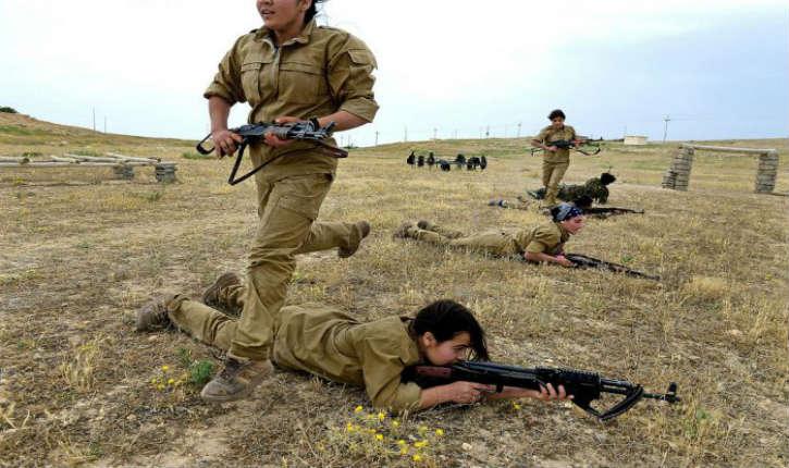 Après l'horreur, ces femmes yézidies font le choix du combat