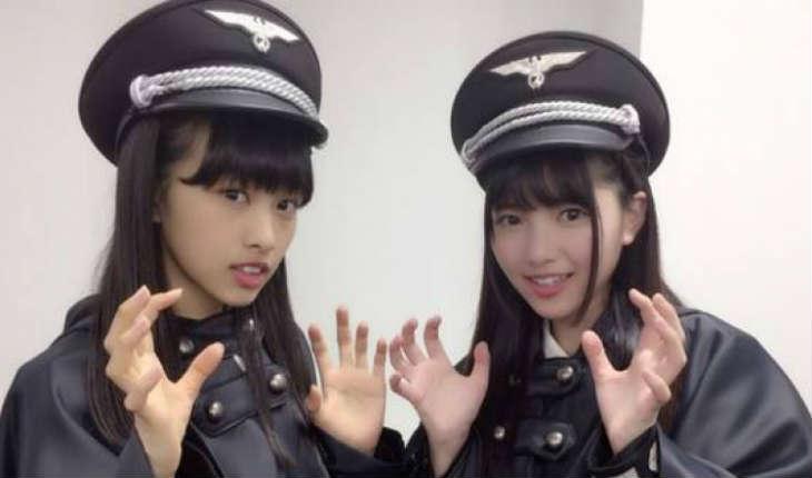 Les costumes de style nazi de chanteuses japonaises font scandale