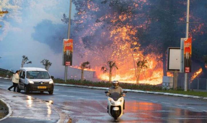 [Vidéo] Terrorisme palestinien: Après les incendies criminels, 37 arrestations, dont 18 Arabes israéliens