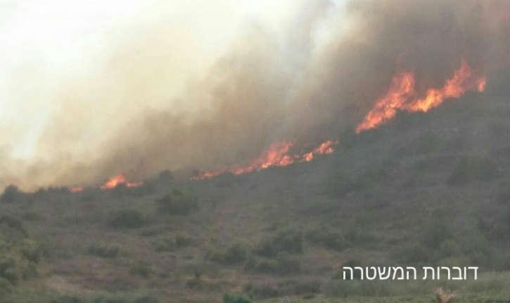 Israël : Des ballons incendiaires lancés depuis Gaza déclenchent sept incendies