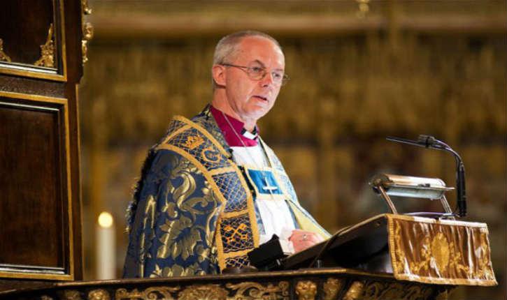 Justin Welby, l'archevêque de Canterbury et chef de l'église anglicane: « Arrêtons de dire que Daech n'a rien à voir avec l'islam