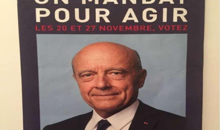 Le community manager de Nicolas Sarkozy tweete :  «Alain Juppé vous souhaite une belle Toussaint à tous ! #fairepartdedécès»