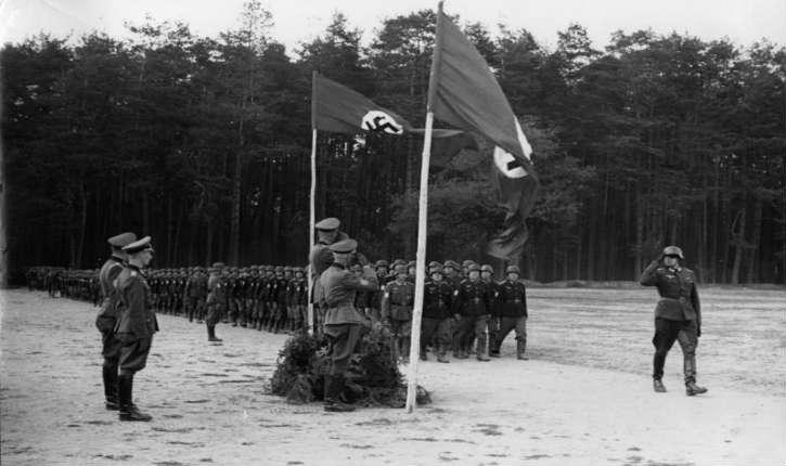 Islam et Nazisme: 1 – Les troupes régulières