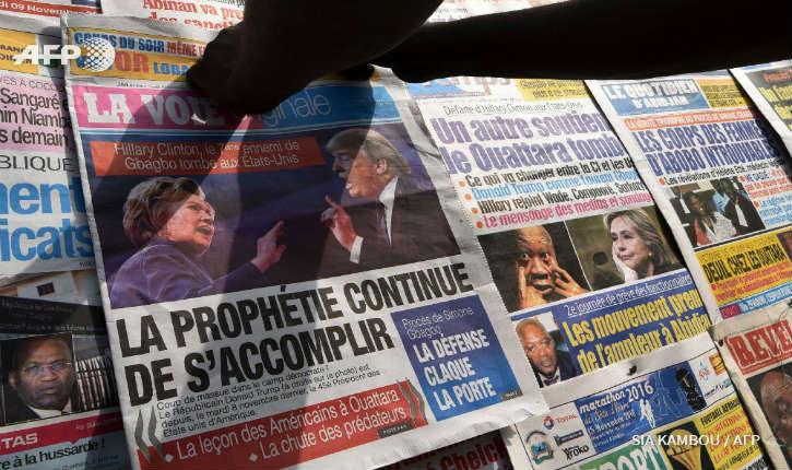 Près d'un Européen sur deux remet en cause la fiabilité des médias