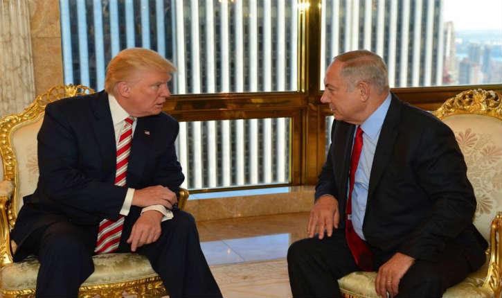 Donald Trump souhaite inviter Benjamin Netanyahu pour la cérémonie d'investiture