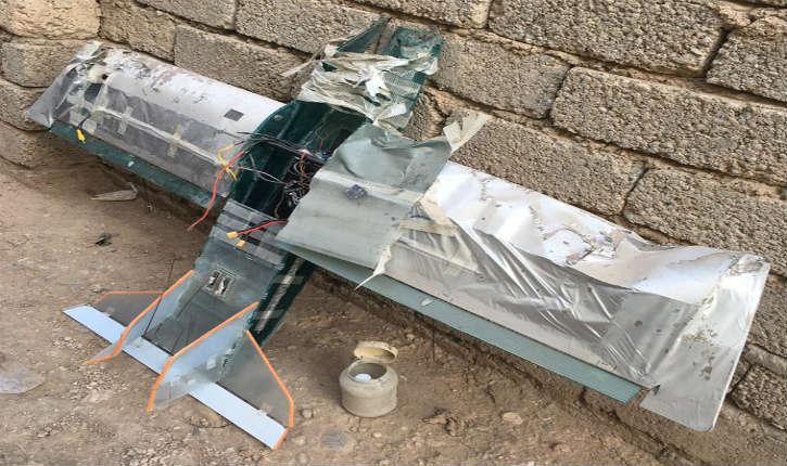 [Vidéo] Mossoul : l'Etat islamique fabrique des drones chargés d'explosifs pour commettre des attaques