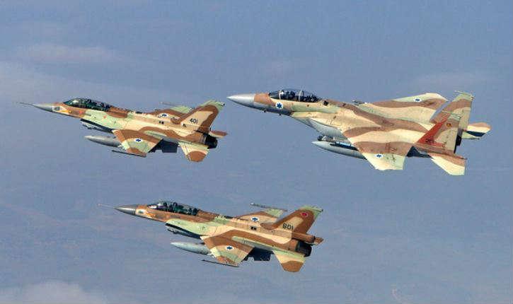 Syrie : Frappes aériennes israéliennes contre le Hezbollah près de Damas