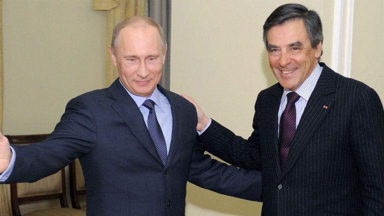 L'Obs sombre dans le complotisme en accusant Poutine de financer les pro-Fillon
