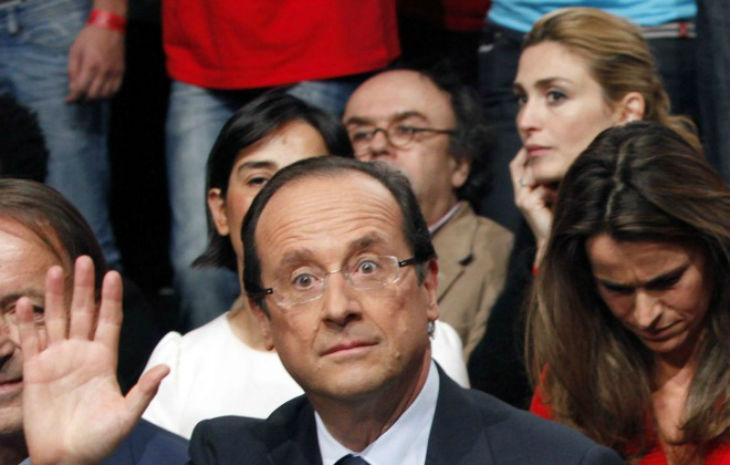 Quand il ne reste plus que quelques «people» pour soutenir Hollande contre un «acharnement indigne»