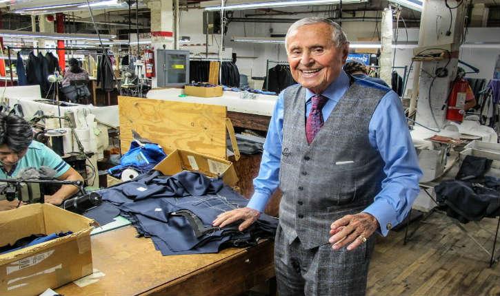 [Vidéo] Martin Greenfield, le parcours d'un maître tailleur : d'Auschwitz à la Maison Blanche