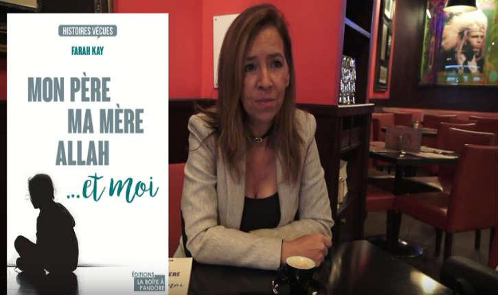 [Vidéo] Farah Kay: «J'ai entendu l'apologie de la pédophilie dans une grande mosquée de Bruxelles»