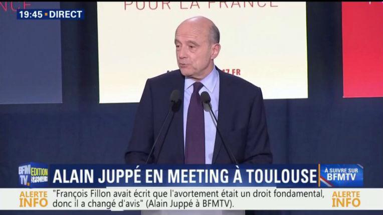 Alain Juppé : « On m'a baptisé 'Ali Juppé', grand mufti de Bordeaux », « une campagne dégueulasse »