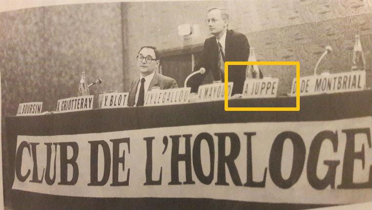Quand Alain Juppé appartenait à la fachosphère…